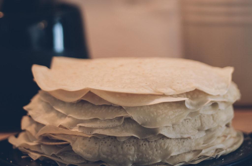 Vegane Omeletten (Crèpes)
